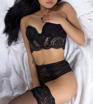 Keysha erotic massage Garden City
