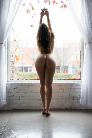 Fatime thick escorts in Roy